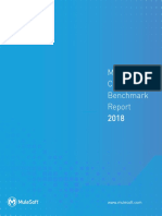 MuleSoft Connectivity Benchmark Report 2018