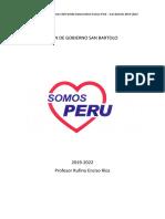 San Bartolo 2019-Plan Somos Peru