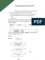 FINAL Program Quick Basic Dari Flowchart