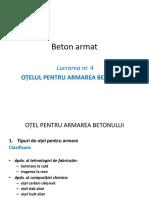 Beton Armat 4