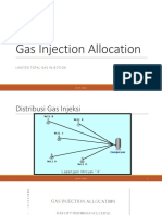 Gas Injection Allocaation