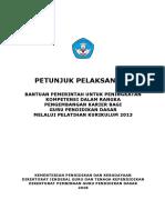 Petunjuk Pelaksanaan BANPEM DIKDAS_2018.pdf