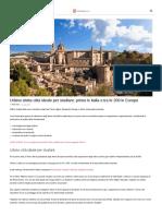 Urbino eletta città ideale per studiare