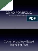 Udacity DMND Final Project - Portfolio