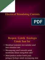 Electrical Stimulating Currents - Nesia Grup