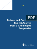 Budget Analysis Report Crs 2011-12-5