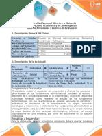 Guía Actividades y Rúbrica Evaluación Tarea 3 Estudiar Temáticas de La Unidad N 2 Fundamentos Administrativos.