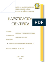 Investigacion Cientifica - Steffani