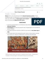 History Notes_ All About Gupta Empire