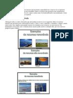Recursos renováveis