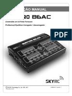 SKYRC Quattro B6AC Instruction Manual.en.Pt