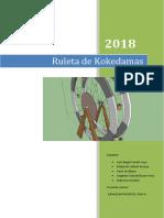 Ruleta de Kokedamas