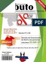 Revista Tributaria - Gaceta Oficial Nro. 41.293 - Karen Agüero