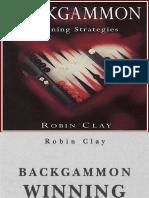 23607.Backgammon Winning Strategies