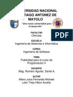Monografia de Taller Tecnico