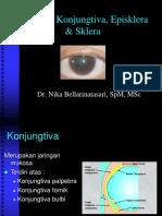 2. Kelainan Konjungtiva, Episklera _ Sklera - Dr. Bella