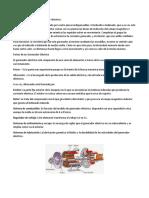 Partes Esenciales de Un Generador Eléctrico