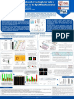 Microfluidic Devices for Isolation of Circulating Tumor Cells a Positive and Negative Selection for the EpCAMsurface Marker