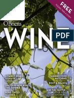 OBriens WINE Magazine | Issue 6