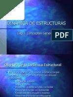 Dinamica de Estructuras