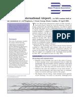 HongKongAirport - Project