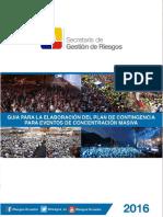 GUIA PARA LA ELABORARCI+ôN DE  PLAN DE EVENTO DE CONCENTRACI+ôN MASIVA F .pdf