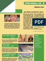 Zpravodaj AZ Červen 2018