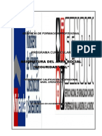 Programa Analitico Seguridad Vial