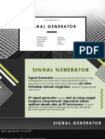 Signal Generator -Ppt