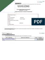 Instrumento de Registo Avaliação pelo Coordenador