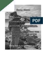 Le Guide Ultime de La Construction Des Accords à La Guitare