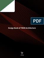 Design Book of TRON Architecture1.4