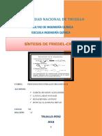 SÍNTESIS DE FRIEDEL.docx