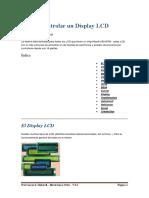 Displays Lcd con Arduino