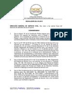 Resolucion Dg 155 2015