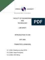 ERT3056 Lab Sheet