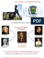 O Frankenstein de Mary Shelley e os desafios da Inteligência Artificial