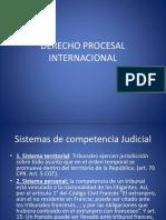Derecho Procesal Internacional
