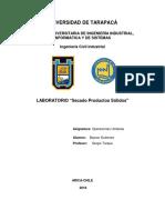 Informe Lab Unitarias