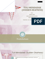 PPT Final CRS Sudden Deafness