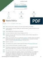 Simón Bolívar. Cronología_.pdf