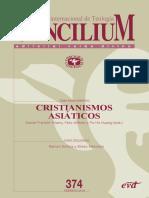 Cristianismo y teologías asiàticas
