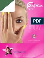 RobyNails Catalogue 2010 ENGLISH