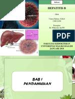 Refarat HBV ppt