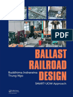 Ballast Railroad Design