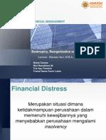 22.Bankruptcy Reorganization & Liquidation