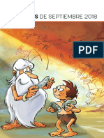 Novedades ECC Septiembre 2018