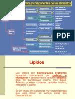 LIPIDOS BIOQUIMICA