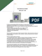 3.1.  Guía Rapida del Usuario ADVIA 2120i