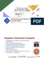 Secretos de Un Buen Gobierno TIC Dos Años_Carlos Juiz
